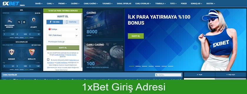 1xBet Kode Promo Turki